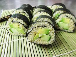 Quinoa Sushi by Smart Salad